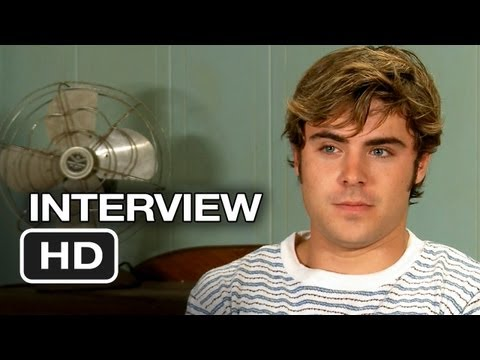The Paperboy Interview (2012) - Zac Efron Movie HD