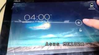 Asus ME102A не работает WiFi
