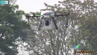 Zion AC940 PROMOTION VIDEO 農業用液剤散布機