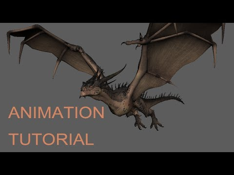 Dragon flying Tutorial