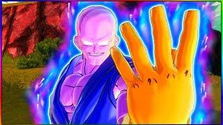 I made Thanos in Dragon Ball Xenoverse 2