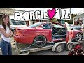 🐒 SHE LOVES IT! GEORGIE'S 1JZ DRIFT CAR COLLECTION DAY