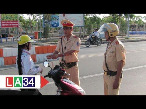 Giao thông Long An: Tai nạn giảm, vi phạm tăng | LATV