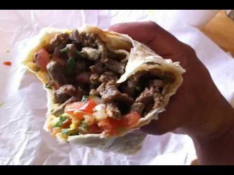 Oceanside Colimas Mexican Restaurant   California Carne Asada Burrito, Enchildas, Horchata