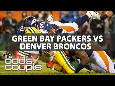 Green Bay Packers vs Denver Broncos | NFL Preseason 2017  Week 3 Pick