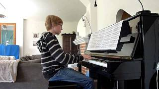 Mark Fricke Mendelssohn Op 67 No 4 Lieder ohne Worte Spinnerlied