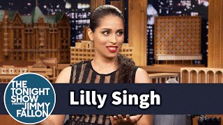 Lilly Singh Gives Tips on How to Be a Bawse in Her First Book