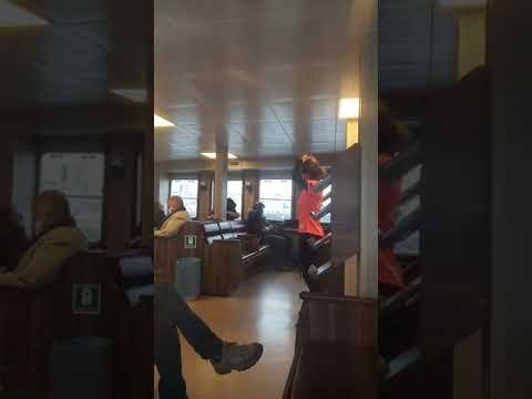Sport on Ferry Project video