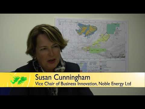 Noble Energy Inc. explain their plans for the Falkland Islands (FITV)