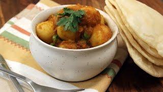 Aloor Dum With Luchi | Majha Kitchen | Sanjeev Kapoor Khazana