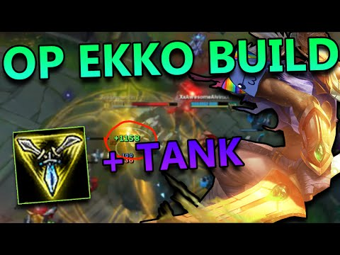 UNKILLABLE LATE GAME TRI FORCE EKKO TOP - League of Legends Commentary