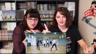 astro 붙잡았어야 해 again dance practice french reaction eng sub