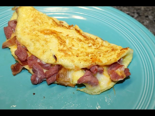 How Ashley Makes an Omelet (Omelette)