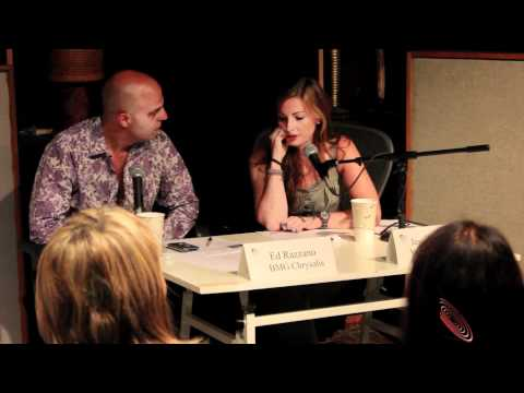 NARIP Music Supervisor Sessions with Jessica Dierauer