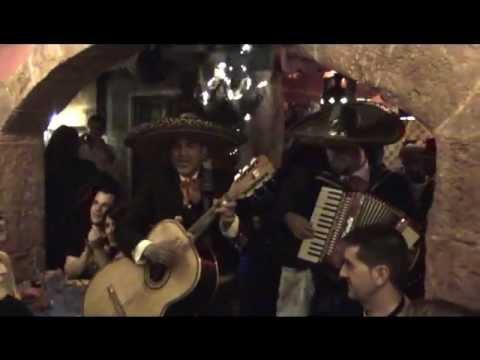 Mariachis en Barcelona, México Folclórico  en Restaurant Pendejo Sabadell 650 527 739