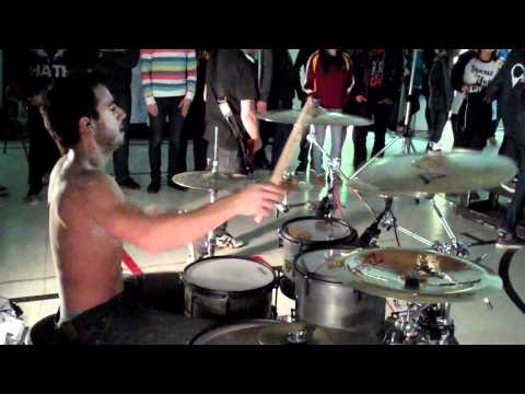 Adam Gray - (7) Aurora - Texas In July - Live - HD - Elyria - 2011