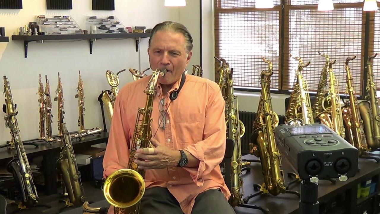 KB Sax - NYC Saxophones, Necks, Mouthpieces and Overhauls