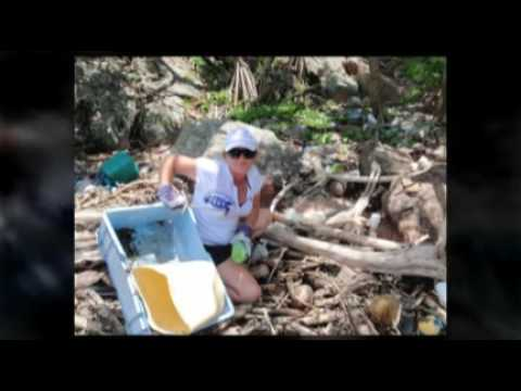 Whitsunday marine debris