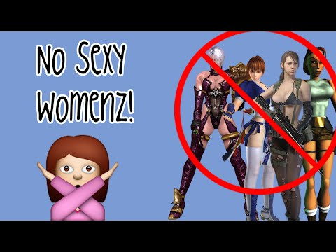 The Ebonee Podcast #1: Sexualization Of Women In Video Games