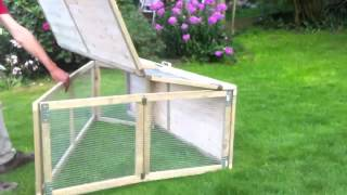 Foldable Rabbit Run