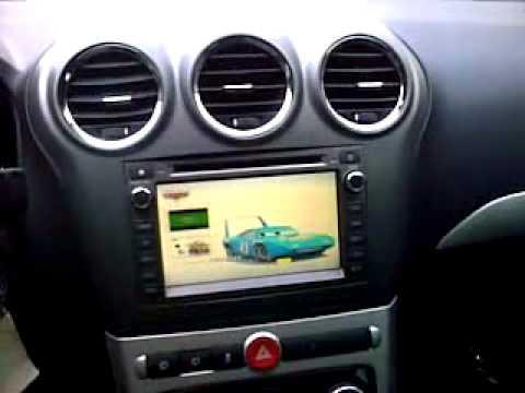 Central Multimidia Chevrolet Captiva YouTube