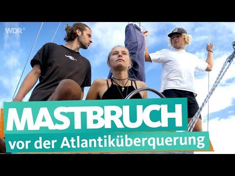 Atlantiküberquerung: Aufbruch in die Karibik   Weltumsegelung mit der Blue Horizon 4   WDR Reisen