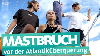 Atlantic crossing: departure for the Caribbean | Blue Horizon 4 | WDR travel