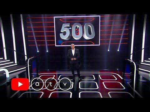 Ma indul az 500 – Az ország géniusza
