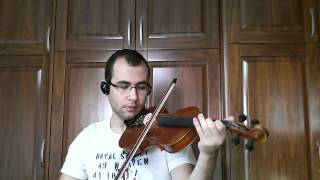 Gone Violin Cover (Snow White and the Huntsman)