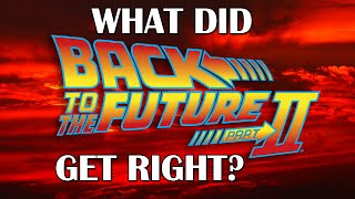 What Did Back To The Future 2 Get Right?