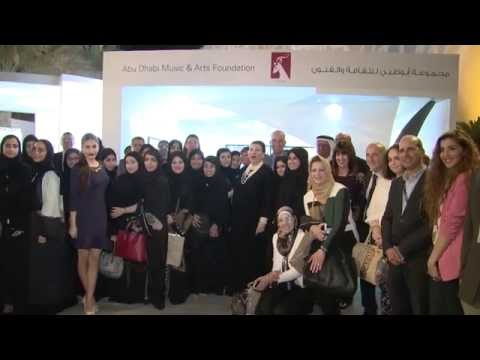 Abu Dhabi Music and Arts Foundation at Abu Dhabi Art