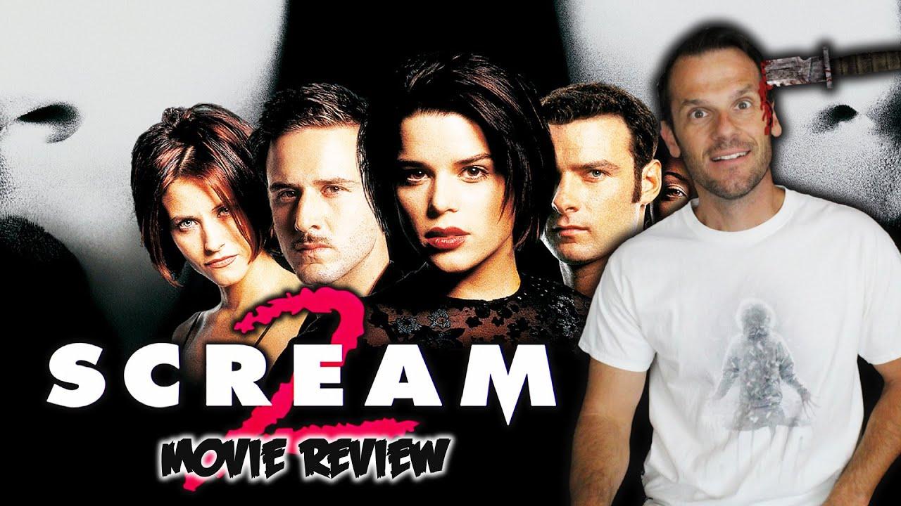 scream 2 movie review youtube