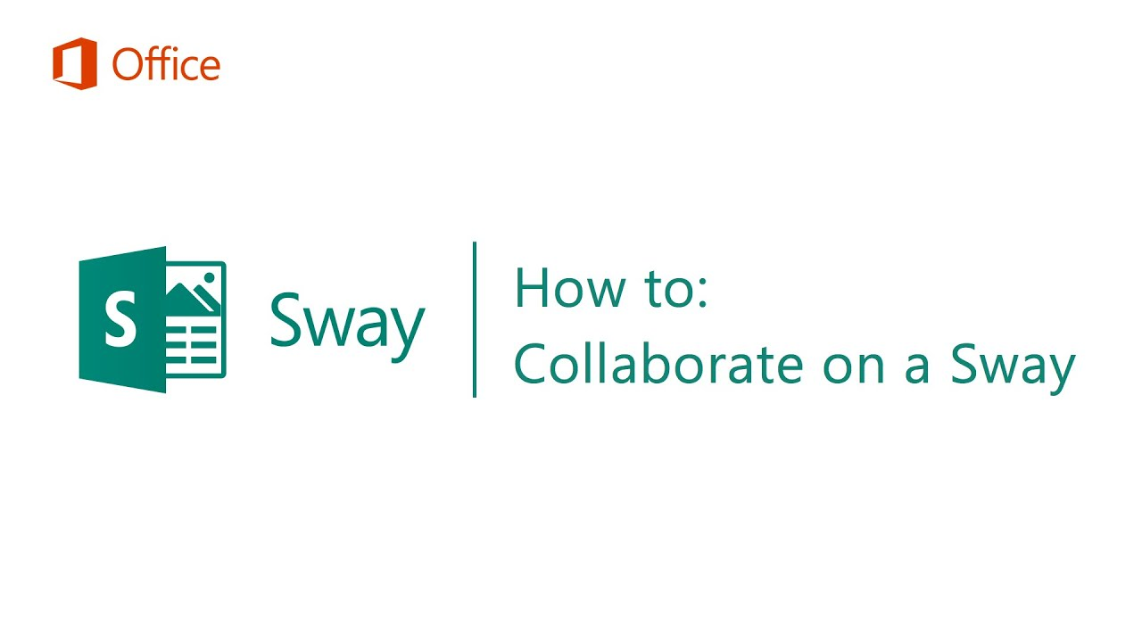 How to Collaborate on a Sway​ - Microsoft Sway Tutorials