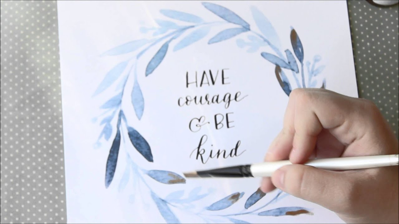 image about Have Courage and Be Kind Printable named Incorporating Gold in direction of Consist of Braveness and be Style Printable