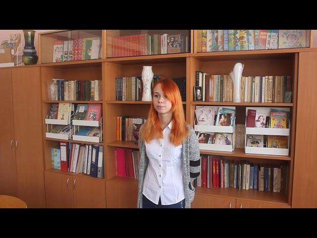 Изображение предпросмотра прочтения – МарияГромова читает произведение «Ночь, улица, фонарь, аптека…» А.А.Блока