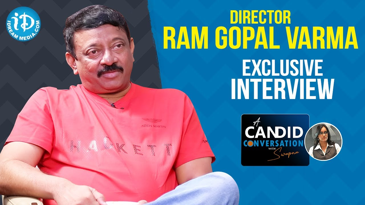 Download A Candid Conversation with RGV   Exclusive Interview   Swapna   iDream Telugu Movies