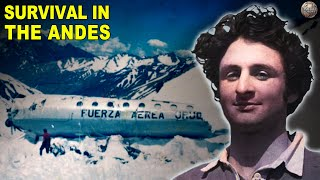 The True Story Beнind a Rugby Team's Plane Crash In the Andes