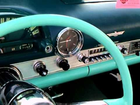 1955 ford thunderbird youtube rh youtube com 1955 ford thunderbird manual transmission 2002 ford thunderbird manual transmission