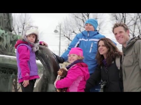 Family travel top tips from James Cracknell (47 sec)