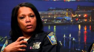 Boston Police - P.O. Tamara Espinola