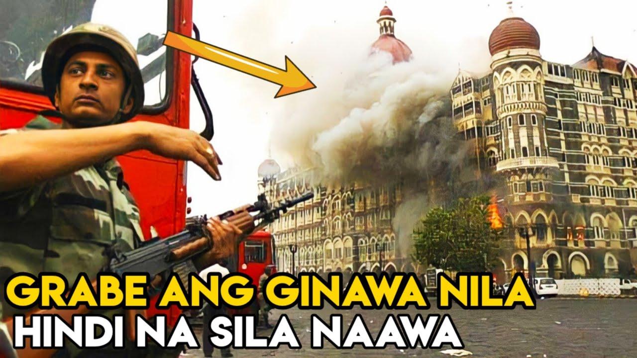 Ang PAG ATAKE sa MUMBAI INDIA ng mga Armadong lalake. Grabe ang mga nangyari. with simple animation