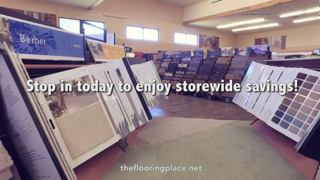 The Flooring Place July Savings Bozeman