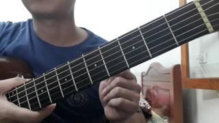 """Guitar hướng dẫn: Intro, đệm hát """"Người ta nói"""" - hợp âm màu - Ưng Hoàng Phúc"""