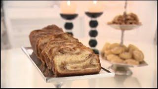 אומנות הפטיסרי עם דודו אוטמזגין - עוגת שמרים ג'פונז