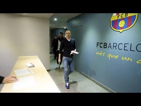 INSIDE VIEW: FC Barcelona - Atltico de Madrid (Season 2014/15)