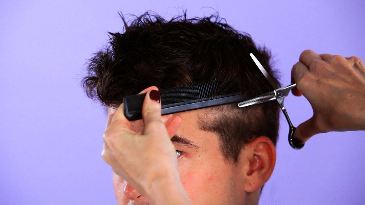How to Cut Hair Short | Hair Cutting - YouTube