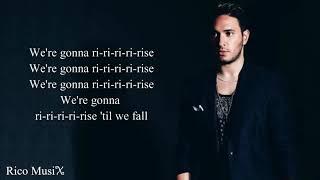 Jonas Blue - Rise ft. Jack & Jack (Lyrics) Video
