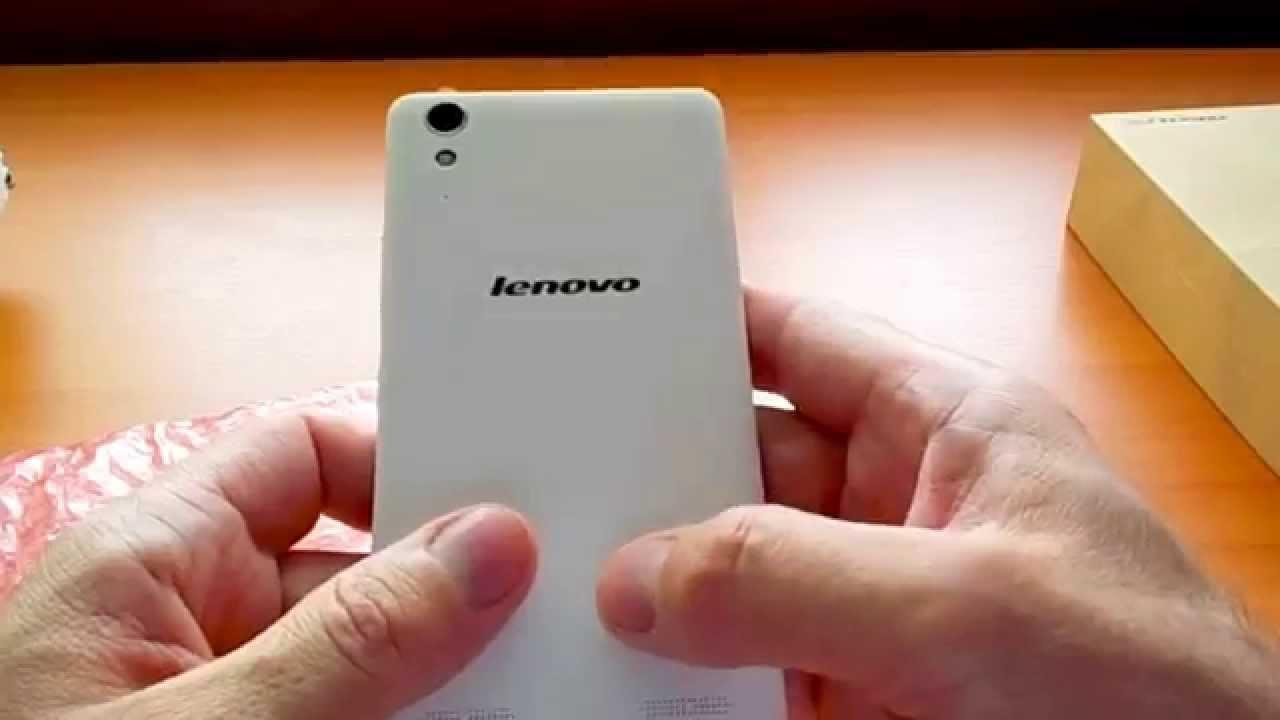Lenovo K3 K30-t Hard Reset - YouTube