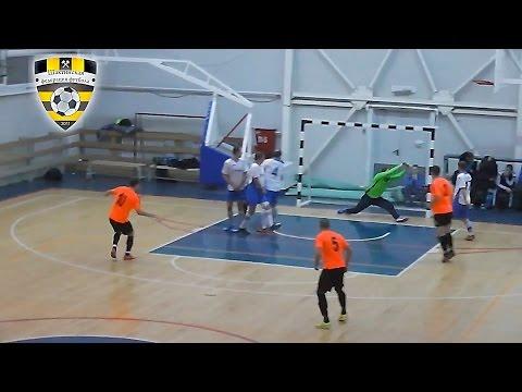 "Футбол - ""Водник"" ""Легион"" 1:7 - Голы"