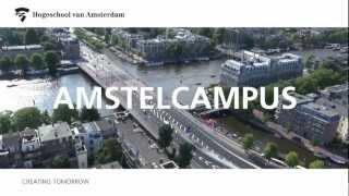 Amstelcampus - Wat is de Amstelcampus? - HvA